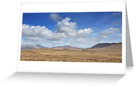 Connemara Rural Photography Landscape from Ireland by Noel Moore Up The Banner Photography