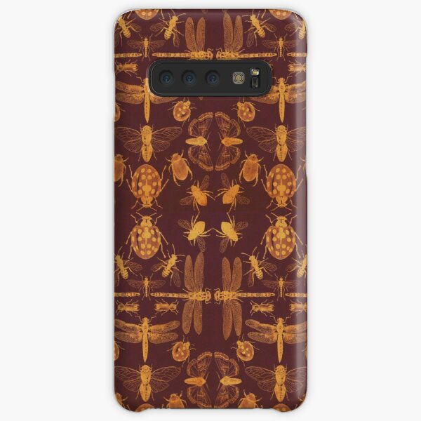 'A Handbook of Entomology' cover design Samsung Galaxy Snap Case