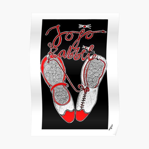 Jojo Rabbit - Alternative Movie Poster Poster