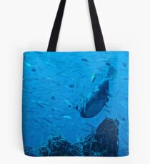 Defence of Diodon. Tote Bag