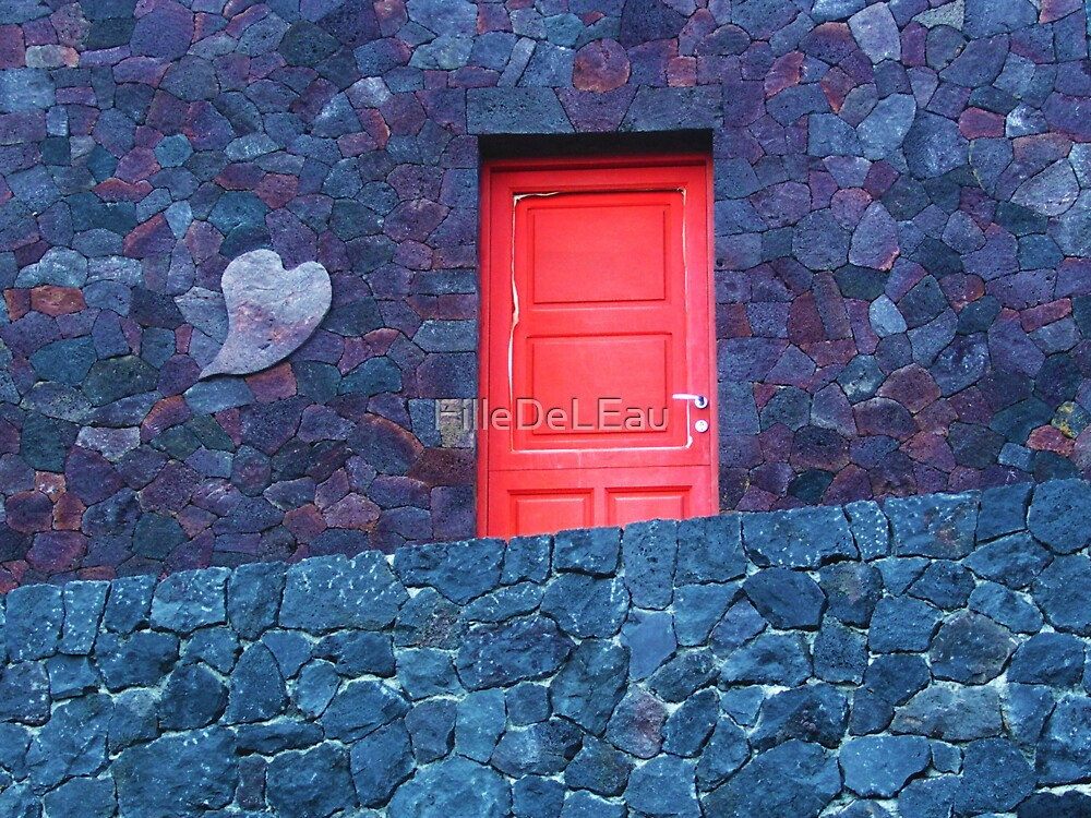 The house of love by FilleDeLEau