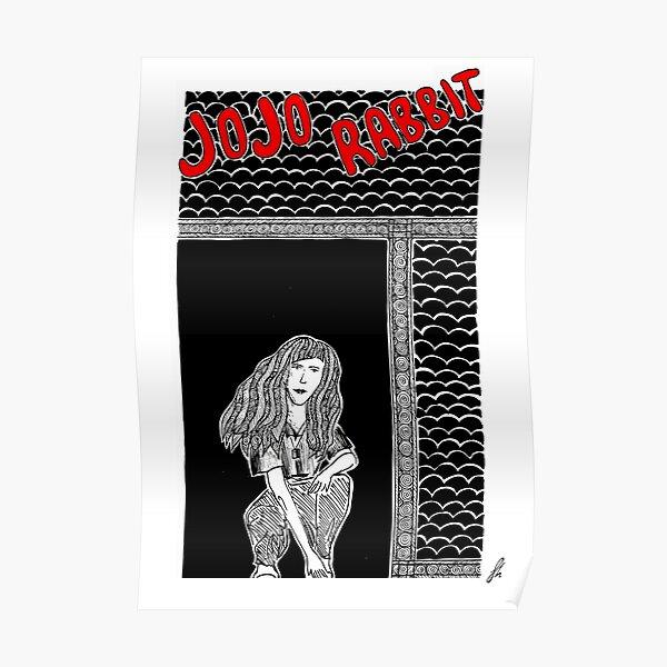 Jojo Rabbit // Elsa // Alternative Movie Poster Poster