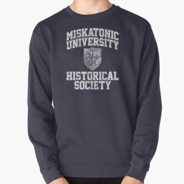 Miskatonic University Historical Society Pullover Sweatshirt