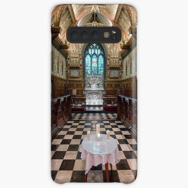 The Chancel, Church of St. Mary Magdalene, Sandringham  Samsung Galaxy Snap Case