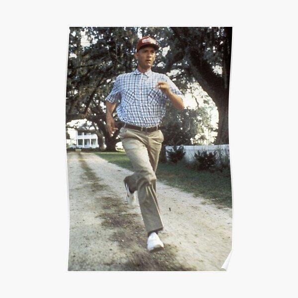 FORREST GUMP, MOVIE Poster, retro, 90s Poster
