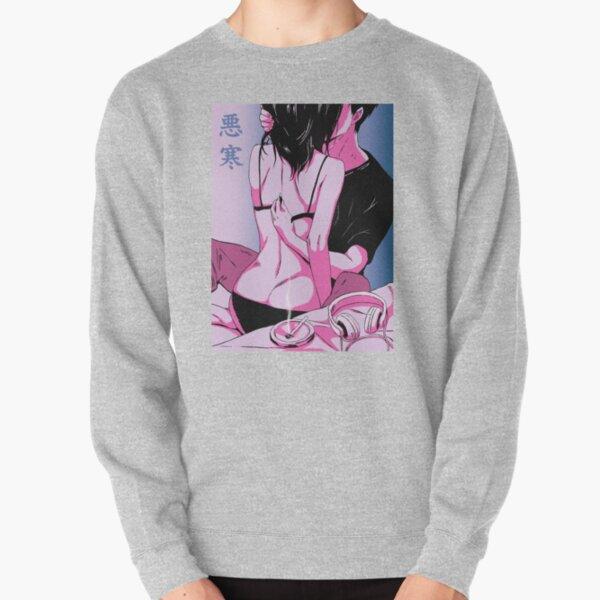Chill Lofi Love Pullover Sweatshirt