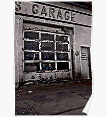 S Garage Poster