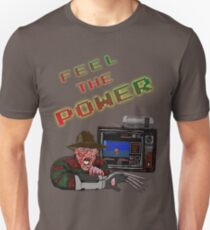Freddy Power Glove! (FeeL The Power) T-Shirt