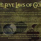 The Five Laws of Gold by mia-scott