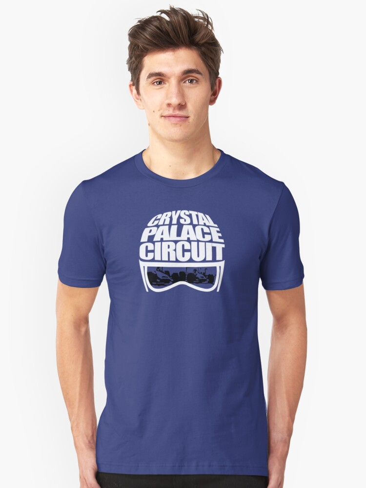 Crystal Palace Circuit Unisex T-Shirt Front
