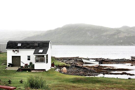 Fisherman's Haven by Leslie van de Ligt