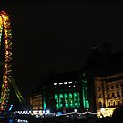 Amazing London - LONDON EYE 31st December 2010 # 2 - (UK) by Daniela Cifarelli