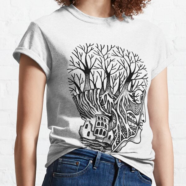 Brain Tree Classic T-Shirt