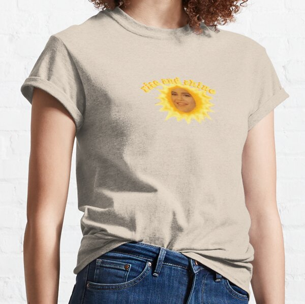rise and shine kylie jenner Classic T-Shirt