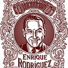 Enrique Rodríguez in Red by LisaHaney