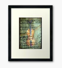 A masterpiece © Allegro molto e con brio Framed Print