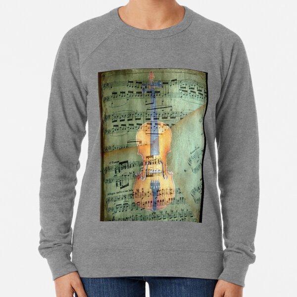 A masterpiece © Allegro molto e con brio Lightweight Sweatshirt