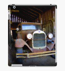 A Master Piece In The Garage iPad Case/Skin