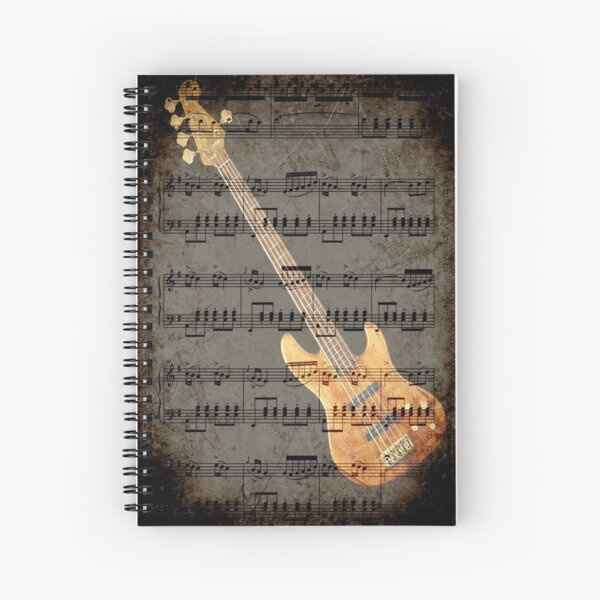 Music soothes the beast... © Spiral Notebook
