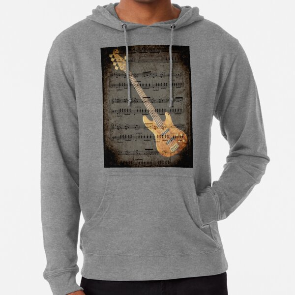Music soothes the beast... © Lightweight Hoodie