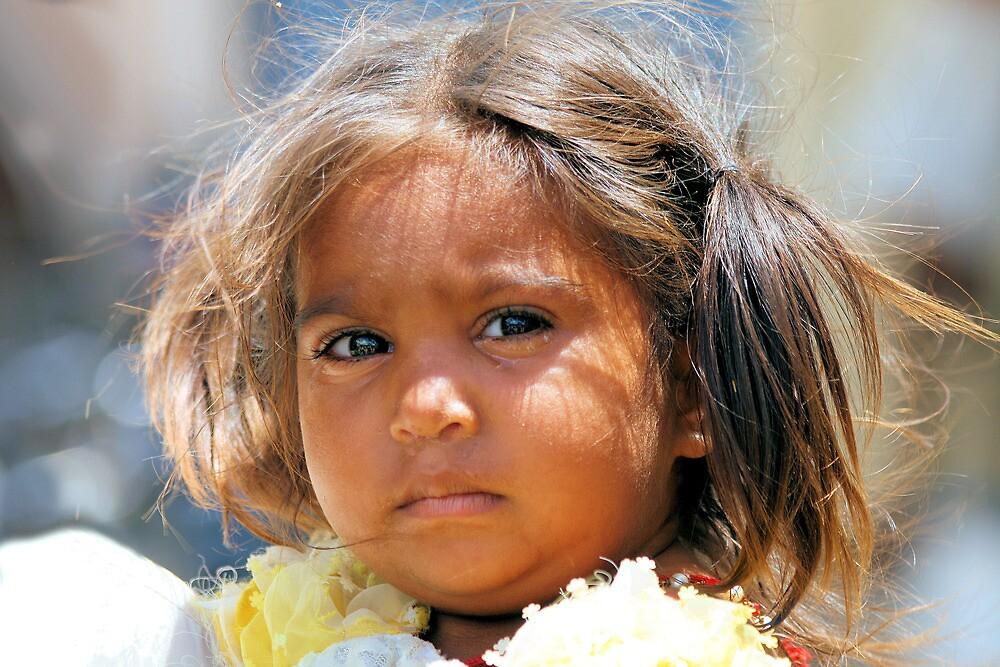 Little Gypsy Girl-Abjaa by joshuatree2