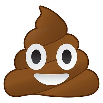 Pile of Poo emoji by funkingonuts