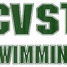 CVST Logo by CVSTswimming