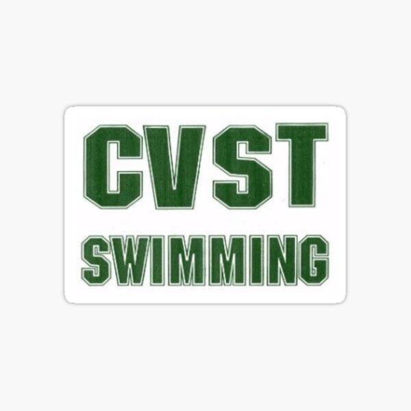 CVST Logo Sticker