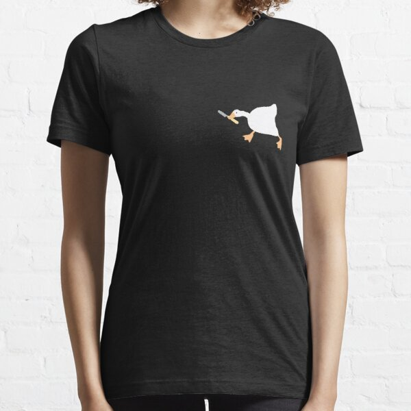 Untitled Goose With Butter Knife | Shirt | Sticker Essential T-Shirt