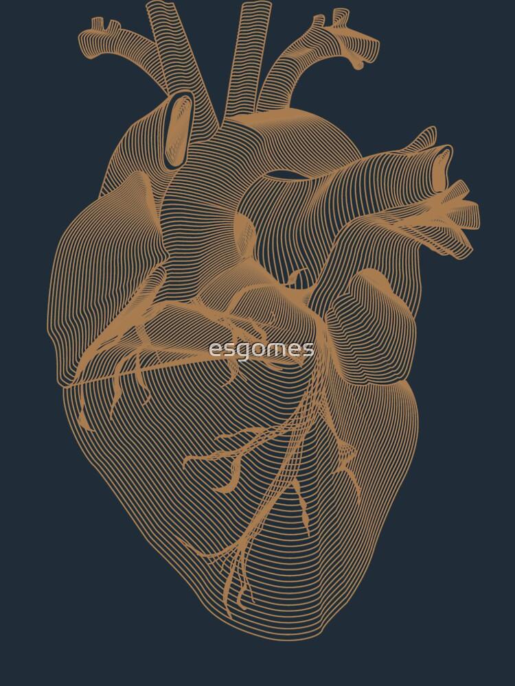 Bleeding Heart by esgomes
