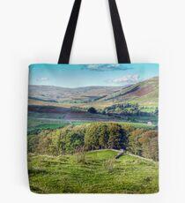 Wensleydale, Near Hawes. Tote Bag