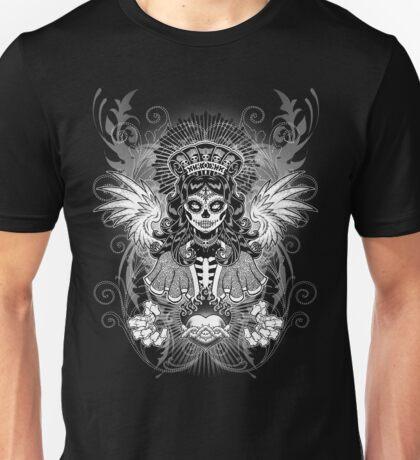 LADY MUERTE Unisex T-Shirt
