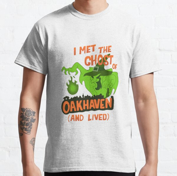 Witch's Ghost Classic T-Shirt