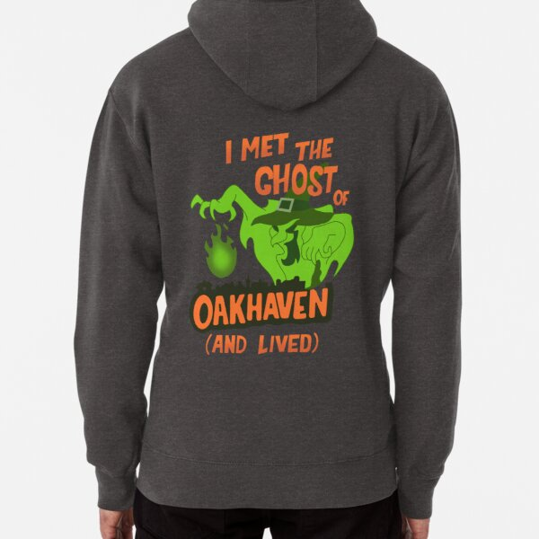 Witch's Ghost Pullover Hoodie