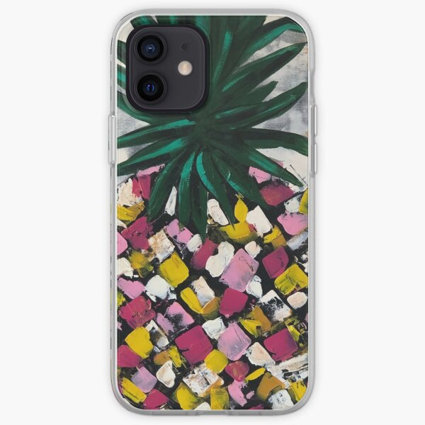 Pineapple Obsession iPhone Soft Case