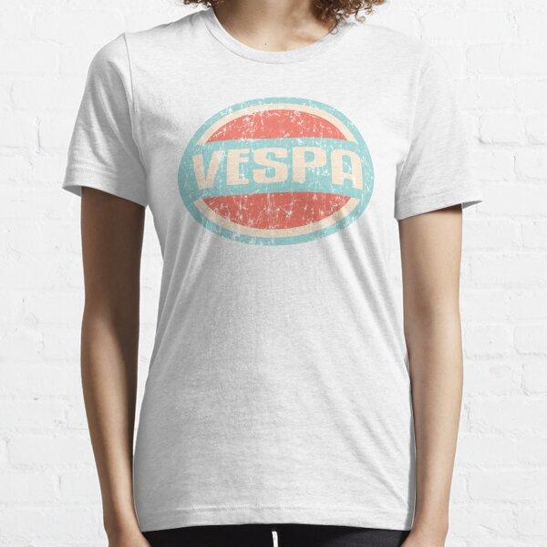 VESPA RETRO (DISTRESSED) Essential T-Shirt