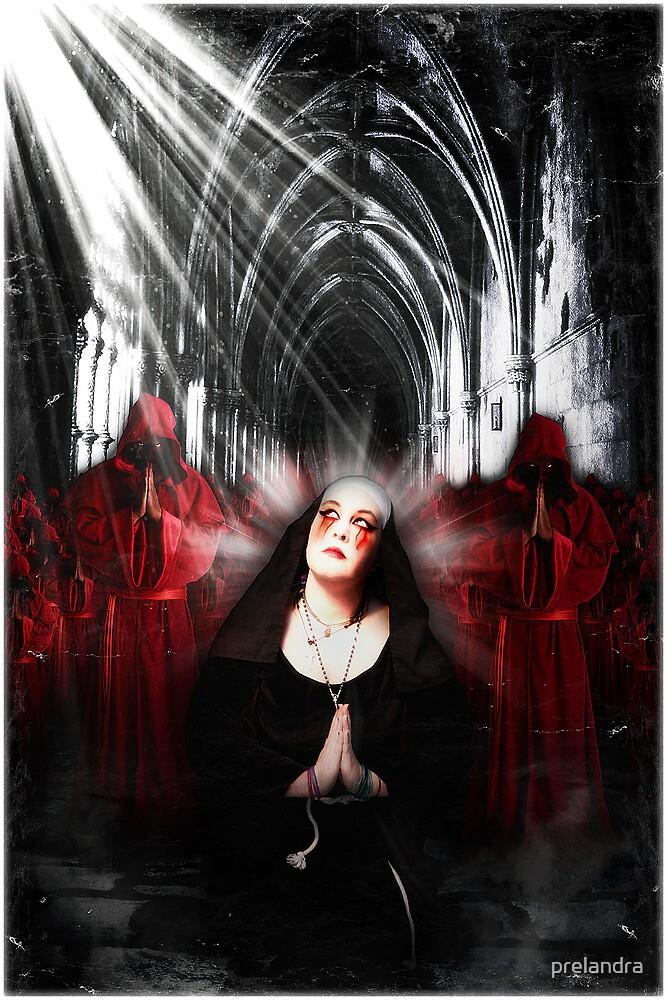 Darkness Willl Hasten To Devour by prelandra