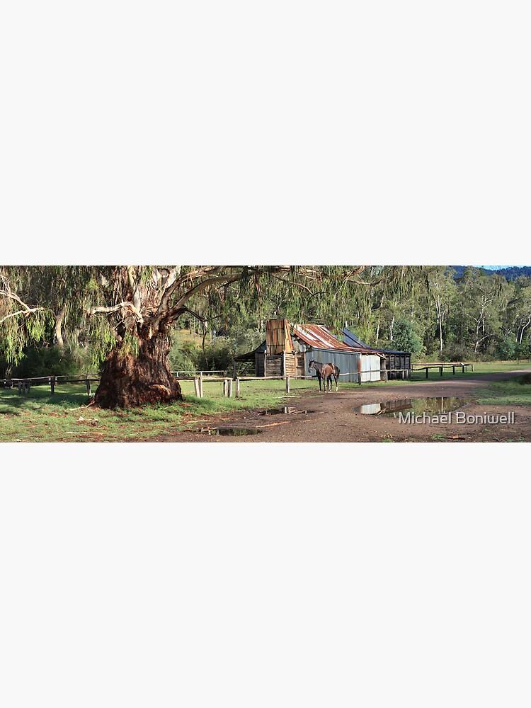 Frys Hut, Howqua Hills, Australia by Chockstone