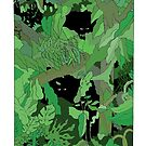 jungle w guerrillas by Michael Fikaris by yourfirstmate