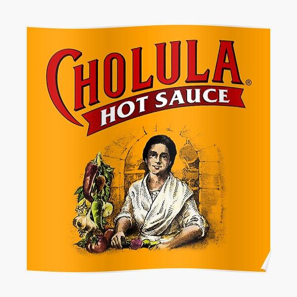 Cholula Poster