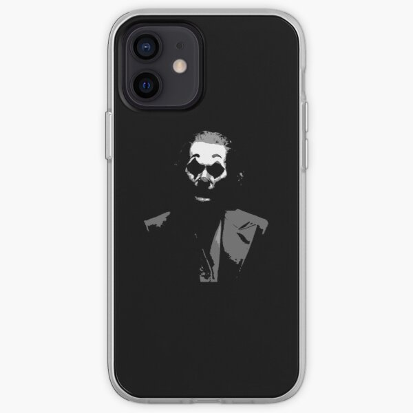 Joker - 001 Coque souple iPhone