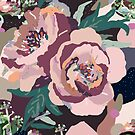 Flowers 1 by InkheArt  Designs