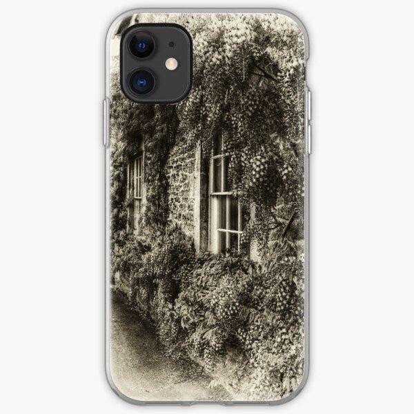 The Wisteria Window iPhone Soft Case