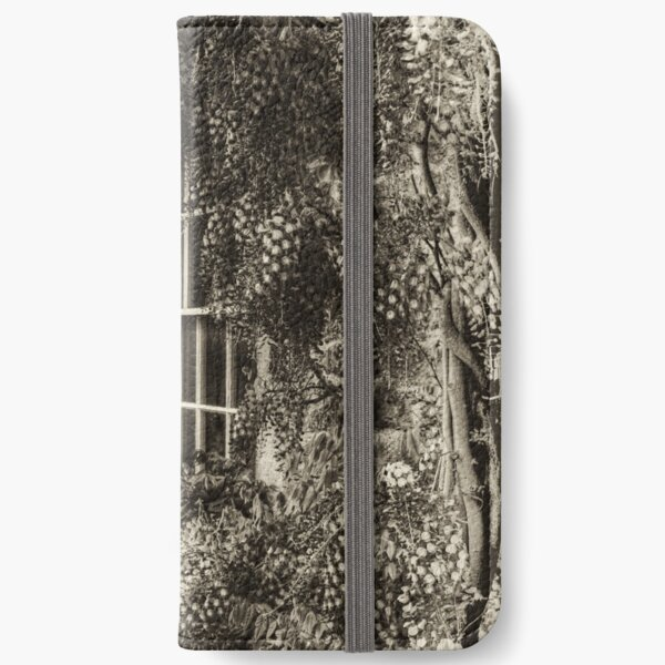 The Wisteria Window iPhone Wallet