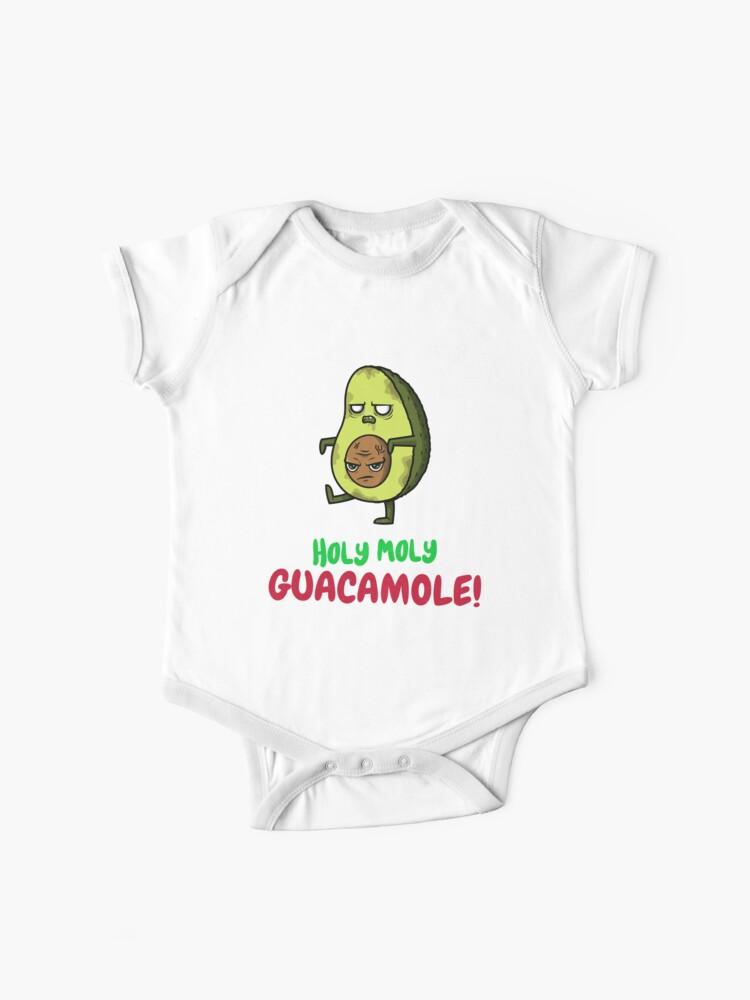 Hole Moly Guacamole Onesie