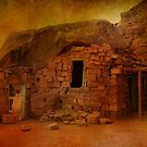 Ancient Indian Dwellings by Chappy