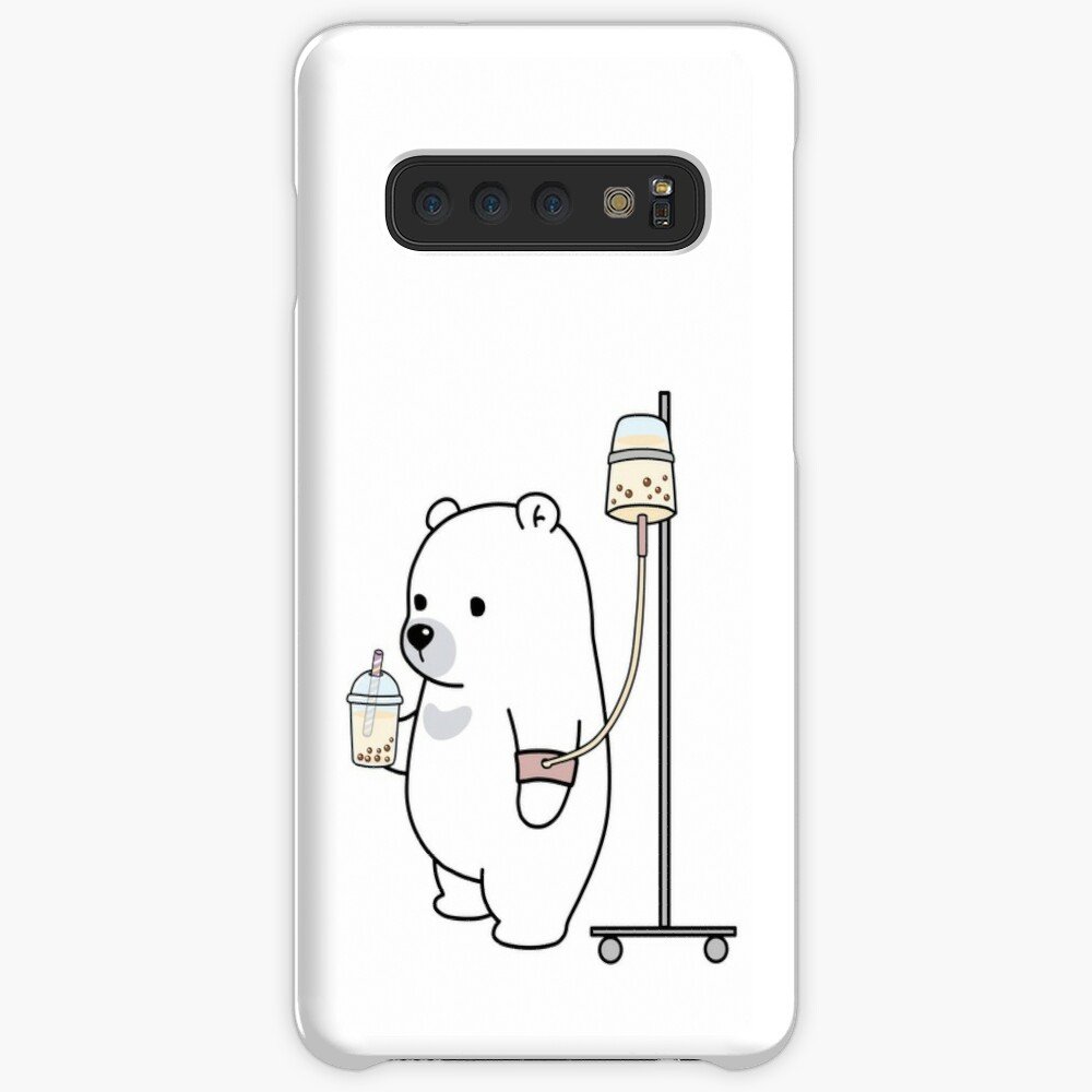 Boba Bear Loves Boba Too Much! Case & Skin for Samsung Galaxy