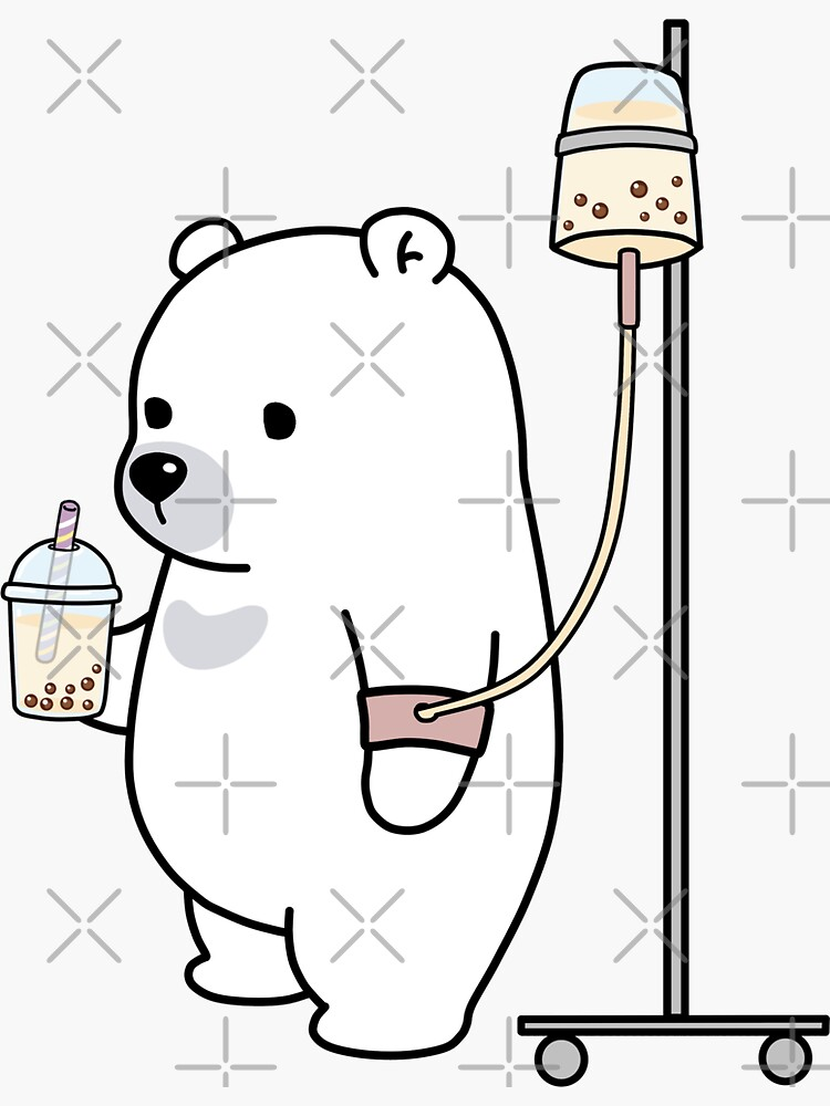 Boba Bear Loves Boba Too Much! by SirBobalot