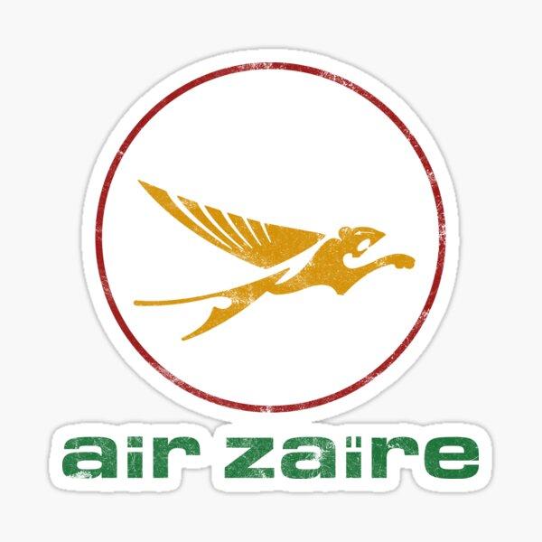 Air Zaire Sticker