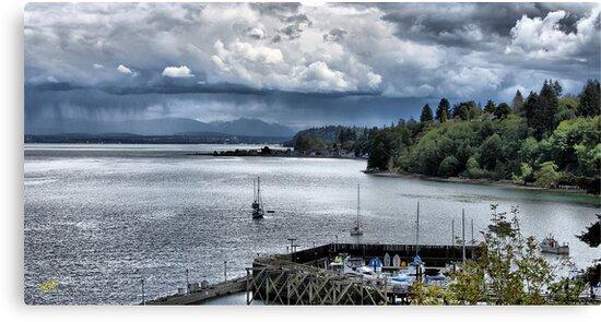 Everett Storm by Rick Lawler